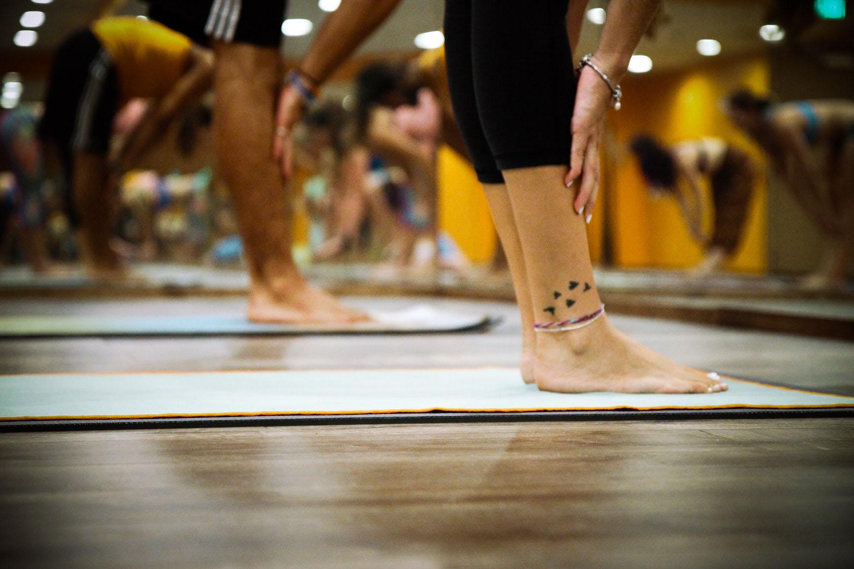 Yoga für Einsteiger, Mettmach