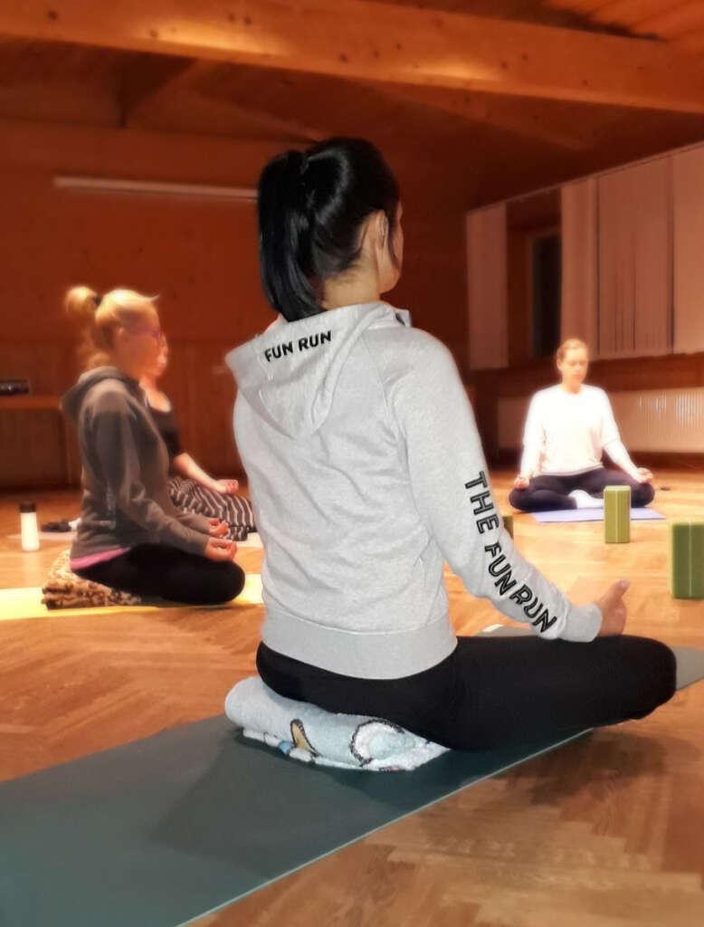 Meditation, Gruppe
